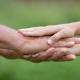 Annis parker holding hands image